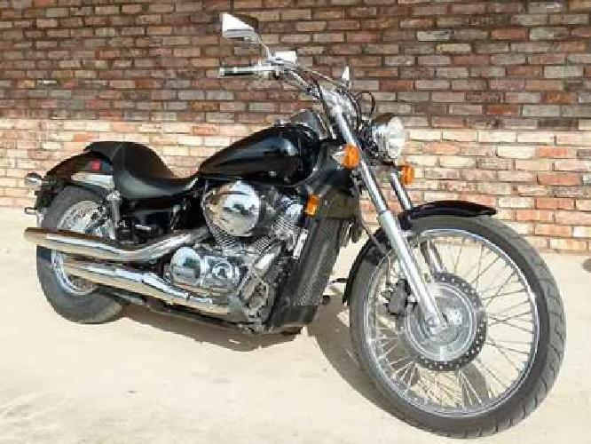 $4,495 2007 Honda VT750C Shadow 750 Aero