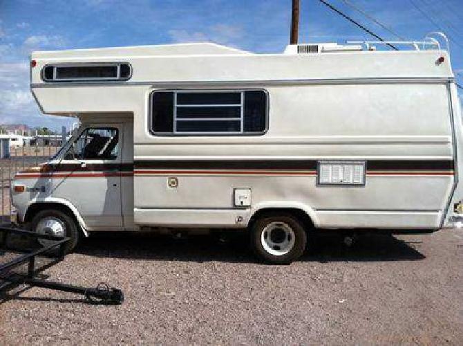 4 500 1980 American Clipper Motor Home Rv For Sale In