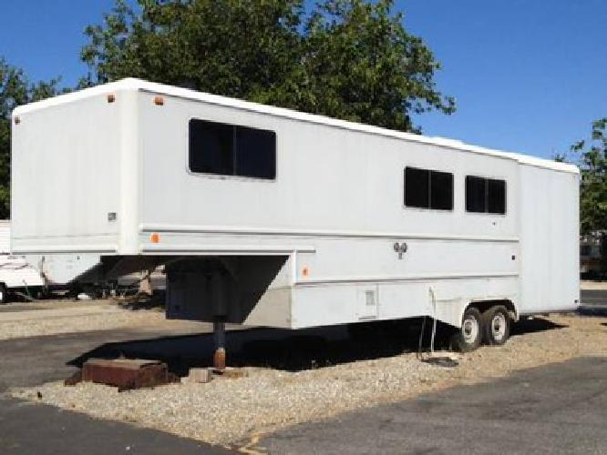 4 500 1984 Grumman Toy Hauler Trailer For Sale For Sale