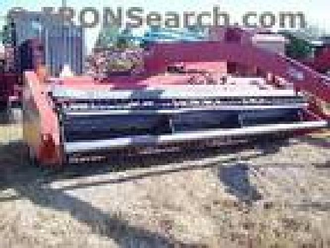 $4,500 1992 Case IH 8370-14' Mower Conditioner