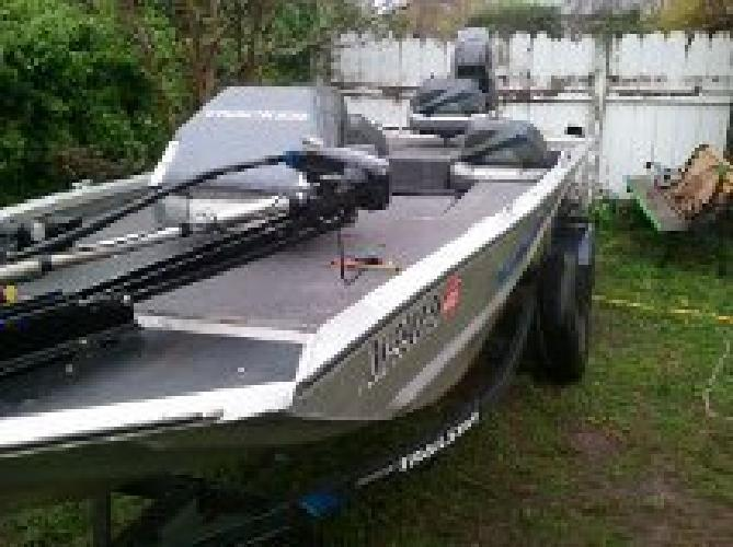 4 500 1993 Bass Tracker Tx 17 Tournament For Sale In