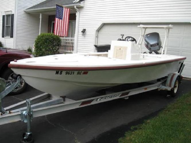 $4,500 1993 Mako 161 Flats Boat