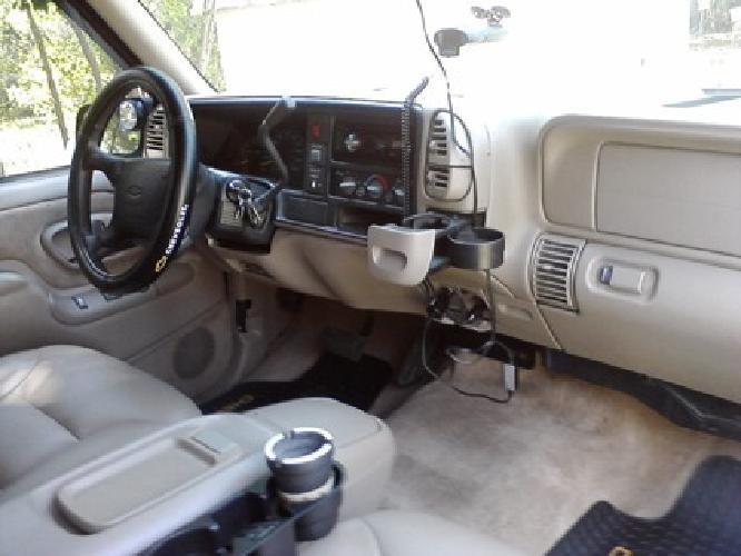 $4,500 1997 Chevy Silverado Sale Or Trade