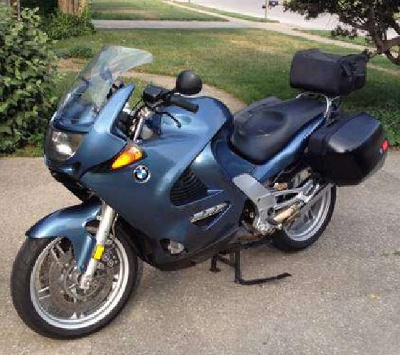 4 500 1999 bmw k1200rs for sale in versailles kentucky. Black Bedroom Furniture Sets. Home Design Ideas