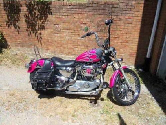 $4,500 1999 Harley Davidson 883 Custom Bike =OBO=