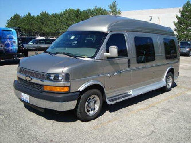 $4,500 2003 Chevy Hightop Conversion