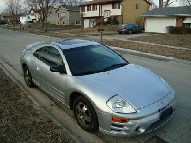 $4,500 2003 Mitsubishi Eclipse GS