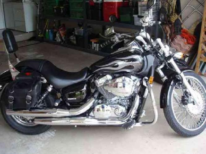 4 500 2007 honda spirit shadow coral springs for sale for Honda coral springs