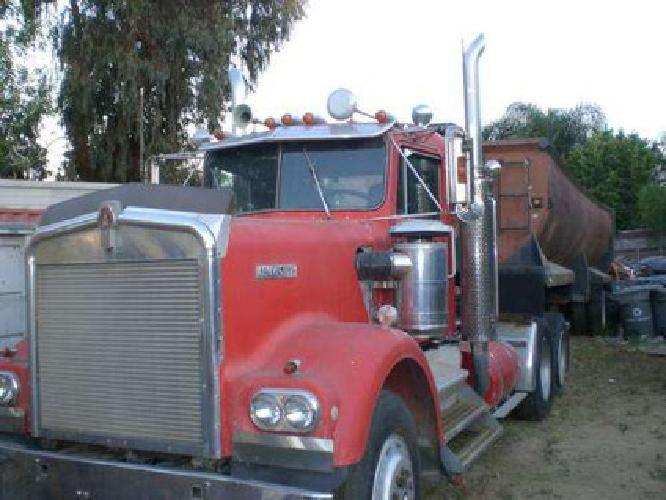 Semi Truck Semi Truck For Sale In California