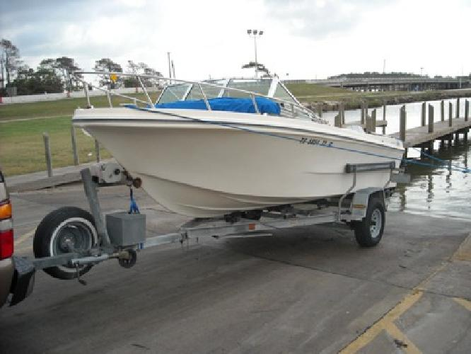 4 500 fishing boat for sale in houston texas classified for Fishing boats for sale in texas