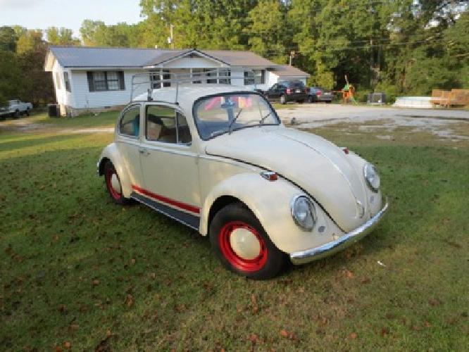 $4,500 OBO 1965 VW Beetle
