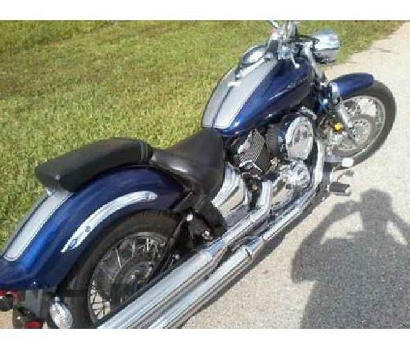 $4,500 OBO 2008 Yamaha V Star Custom