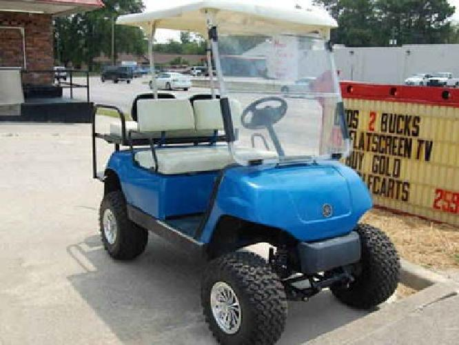 $4,500 Yamaha Golf Carts for Sale for sale in Waycross