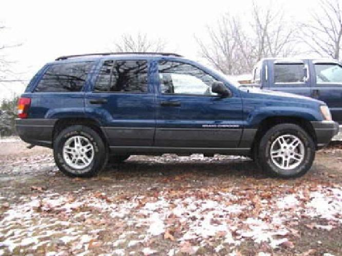 4 675 2002 jeep grand cherokee 4x4 4 wheel drive 6 cylinder for sale in gainesville. Black Bedroom Furniture Sets. Home Design Ideas