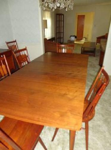 4 700 drexel mid century modern dining room set for sale in altamonte