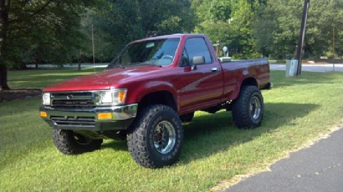 4 700 Obo 94 Toyota Pickup 4x4 5 Speed For Sale In Fort