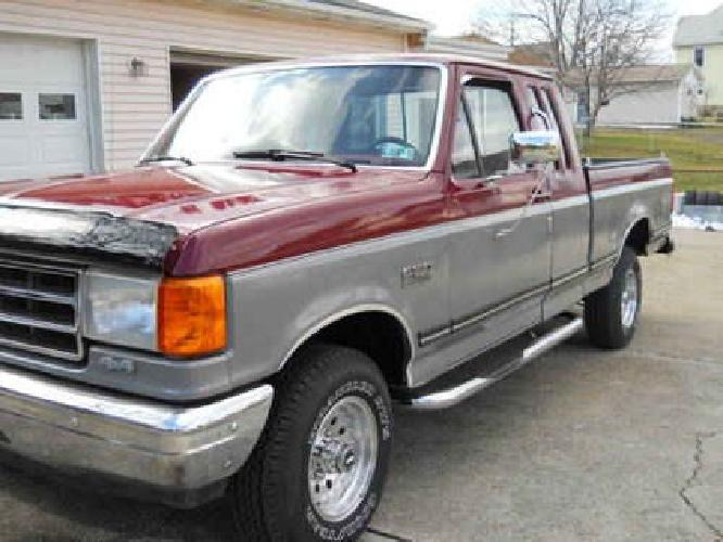1991 Ford F-150 Extended Cab