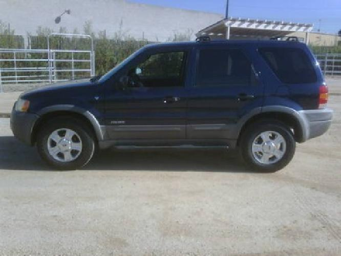 $4,750 2002 Ford Escape Xlt