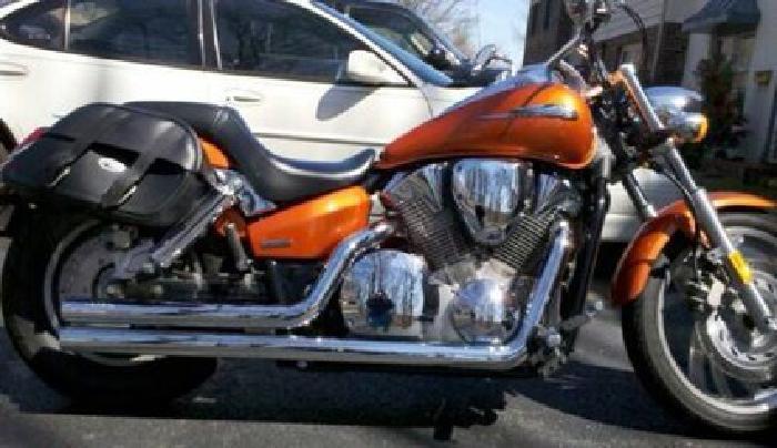 $4,750 Honda vtx1300c