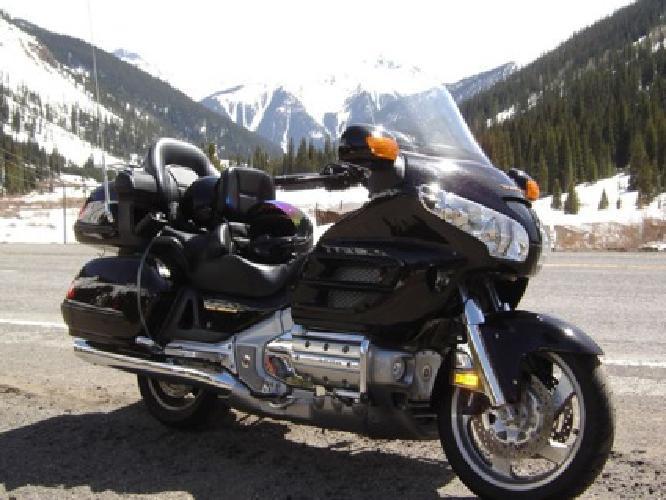 $4,800 2002 Honda Gold Wing