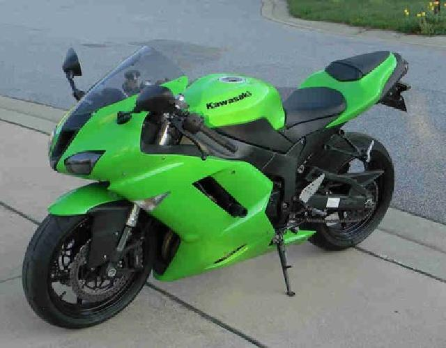 Kawasaki Ninja R Raleigh Nc