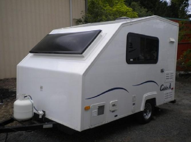 Used aliners for sale autos post for Cabin a camper for sale
