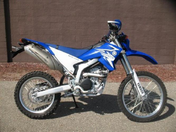 4 899 2009 yamaha wr250r for sale in marlette michigan for Yamaha wr250r for sale