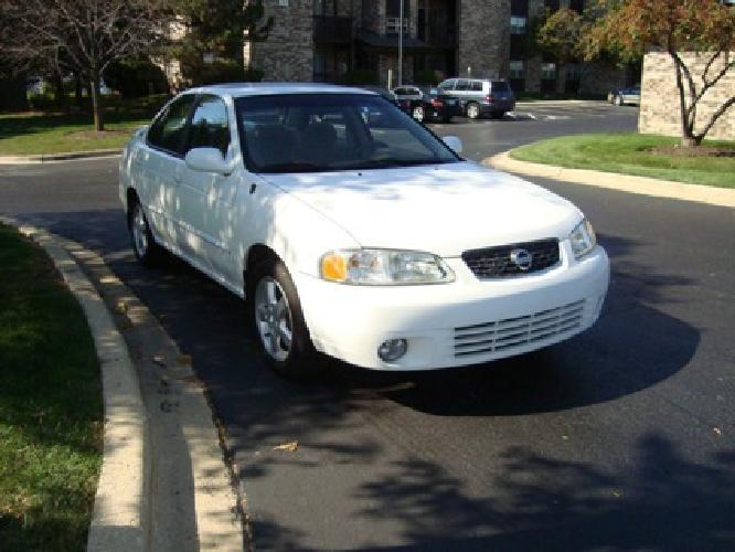 $4,900 2003 Nissan Sentra 1.8S 83K Miles