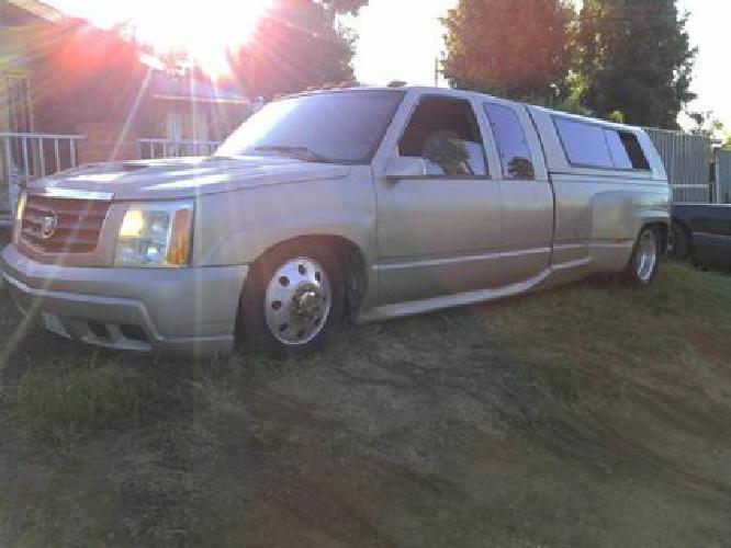 4 900 Chevy 1 Ton Dually Cadillac Escalade Front Clip Custom P U