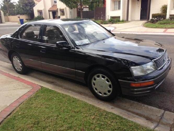 $4,900 OBO 1995 Lexus LS400
