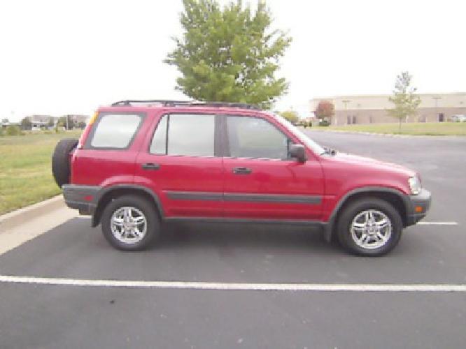 $4,950 1997 Honda CR-V EX AWD, L