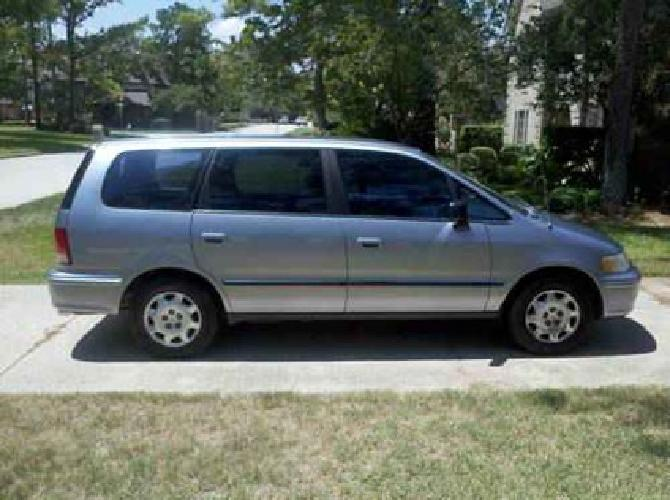 4 995 1998 honda odyssey lx minivan w carfax and warranty for sale in college station texas. Black Bedroom Furniture Sets. Home Design Ideas