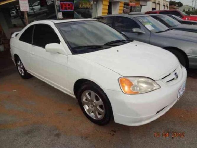 $4,995 2003 Honda Civic 2dr Cpe EX Auto