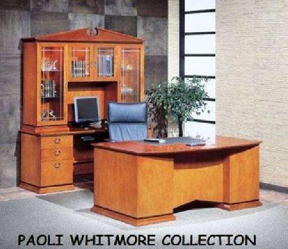 Incroyable $4,995 PAOLI OFFICE FURNITURE