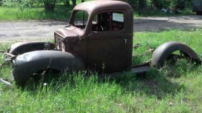 $500 1940 1941 40 41 ford truck pickup parts (spooner, wisconsin) for sale in Grand Forks, North ...