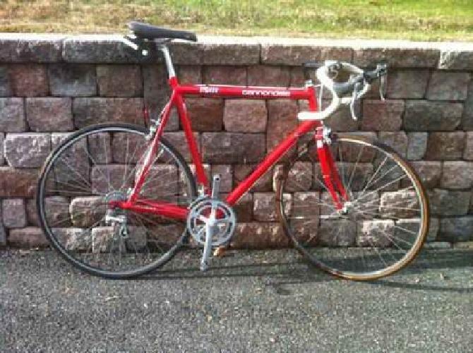 Bike Cannondale Sr400 Cannondale SR