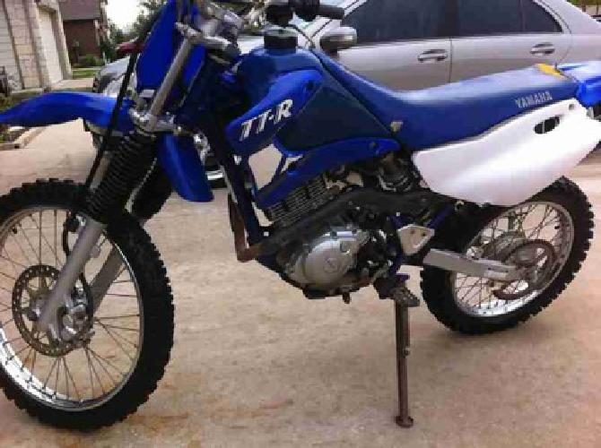 500 2001 yamaha ttr 125 project or parts 500