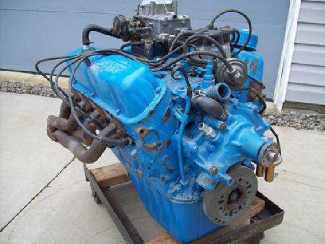 500 Ford 302 Engine For Sale In Valley City Ohio