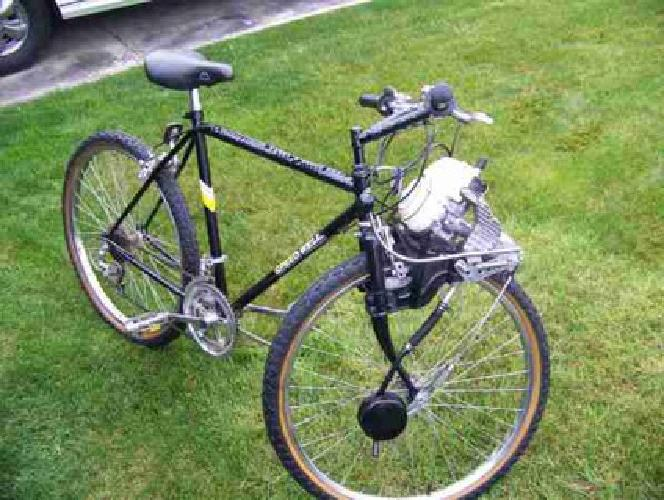 Bicycle Gas Power Bicycle For Sale