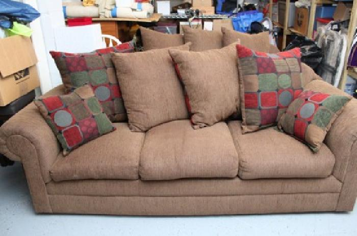 $500 Gently Used Couch & Love Seat