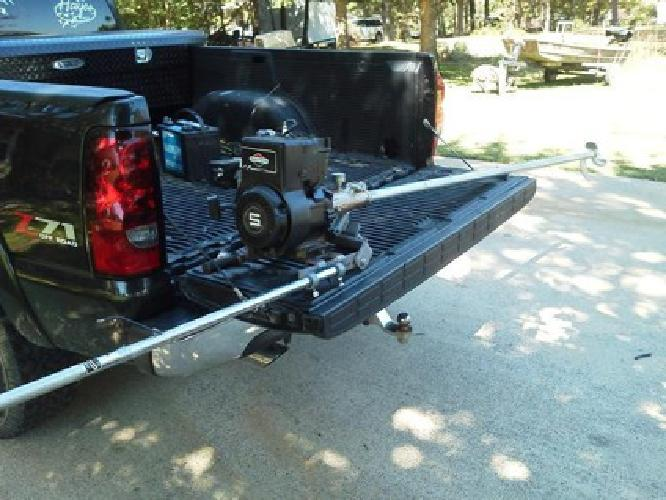500 hopped up 5hp briggs mud motor for sale in tuscaloosa for Briggs and stratton outboard motors for sale