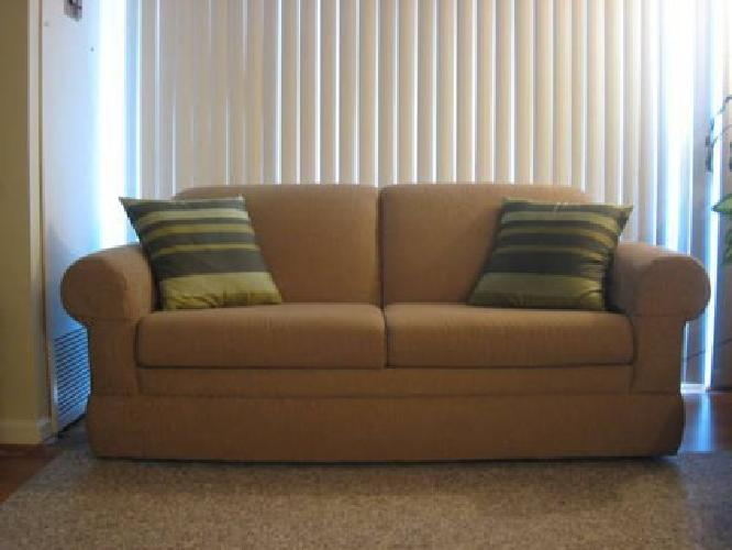 500 Like New Pull Out Couch Sleeper Sofa For Sale In