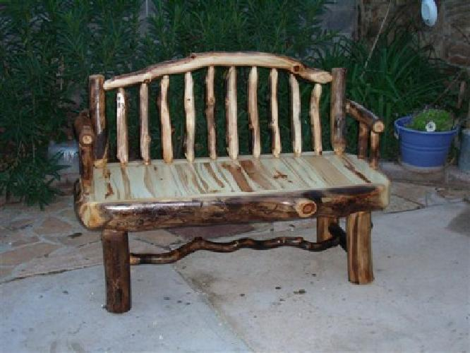 500 Log Furniture Benches For Sale In Phoenix Arizona Classified