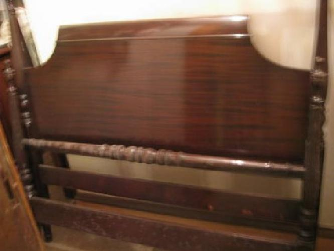 500mahogany Bedroom Set 1920ish In San Francisco California For Sale