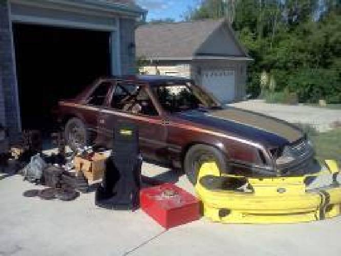 Mustang Mini Stock Race Cars for Sale