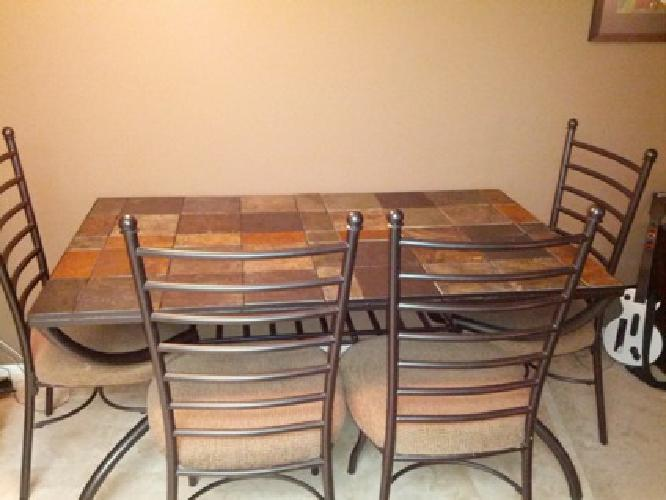 500 Obo Ashley Furniture Antigo Slate Tables For Sale In Madison Wisconsin Classified