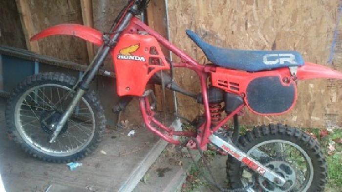 500 obo frame for an old prolink 80 honda dirt bike - Dirt Bike Frame For Sale