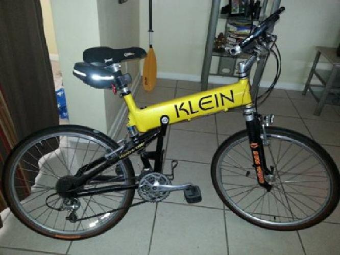 $500 OBO Klein Mantra Comp Mountain Bike Large -