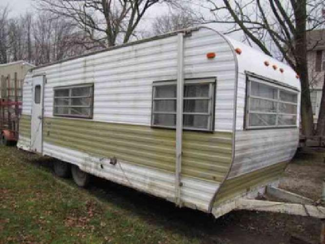 500 Older Travel Trailer Cheap Marion For Sale In