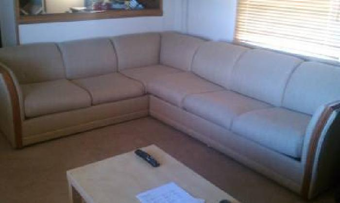 $500 Queen Sleeper L Shaped Sectional Couch for sale in Lothian Maryland Classified